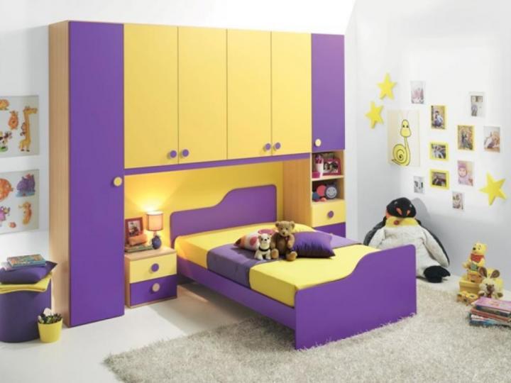 mobilier camere copii la comanda
