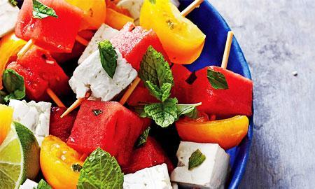 Salata cu pepene