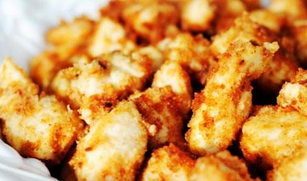 Nuggets de pui