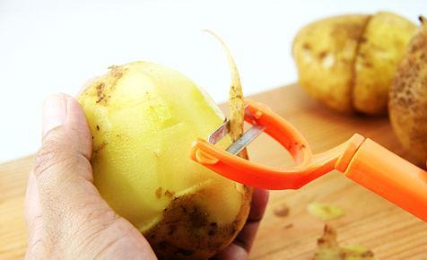 Piure de ficat si cartof