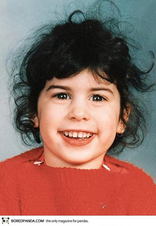 Amy Winehouse la 8 ani